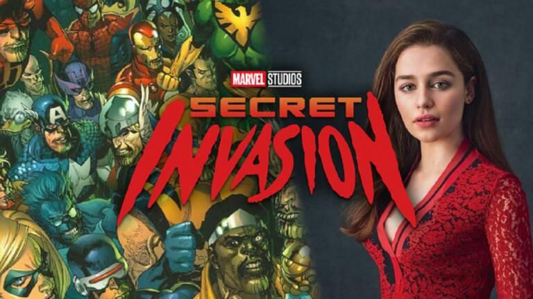 Emilia Clarke in Invasion
