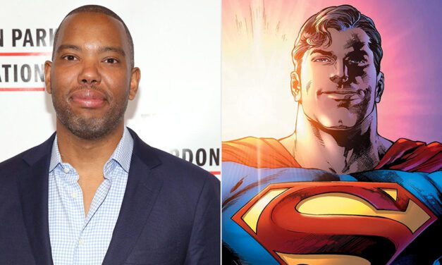 Ta-Nehisi Coates scrive il nuovo Superman per DC e Warner Bros.