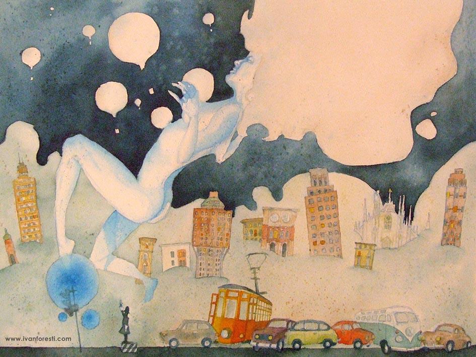 Il semaforo, di Marco Bizzarri