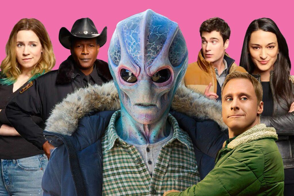 Premi della Critica: Resident Alien