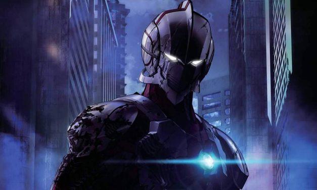 Netflix e Ultraman