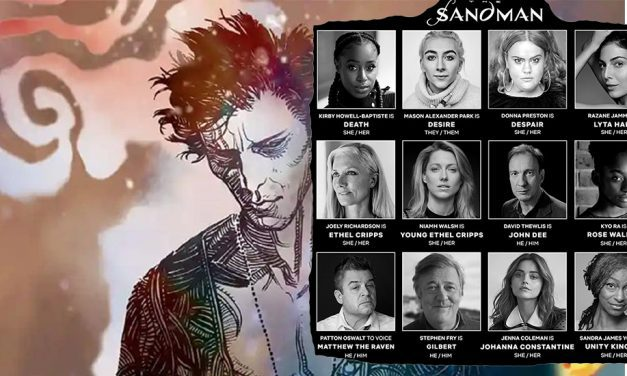 In fase di chiusura il casting per la serie Netflix di Sandman