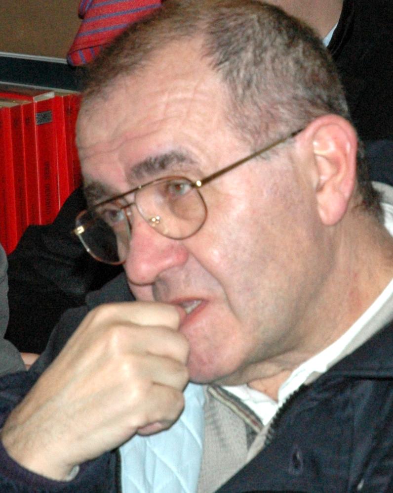 fantascienza italiana: Ernesto Vegetti